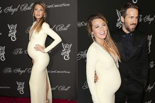 Blake Lively et Ryan Reynolds, futurs parents radieux