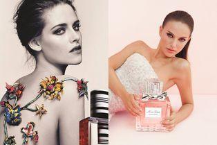 Actrices et égéries de parfum