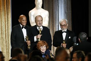 Le tout Hollywood aux Governors Awards
