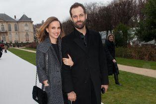 Une égérie de charme au défilé Dior