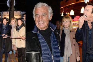 Belmondo à l'honneur sur les Champs Elysées