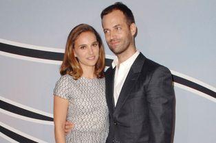 Natalie Portman, radieuse au bras de son époux