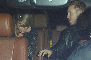 Amoureux, Taylor Swift et Calvin Harris ne se cachent plus