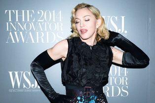 Madonna fait son show au MoMA
