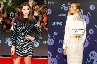 Les stars aux MuchMusic Awards 2015