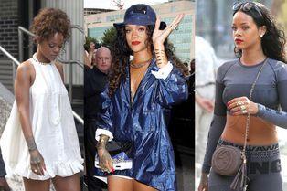 Rihanna attire tous les regards à la Fashion Week