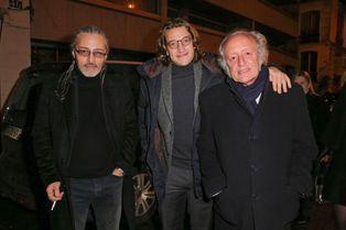 Stars et politiques à l'anniversaire de Nicolas Sarkozy