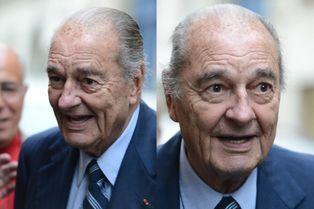 Jacques Chirac, une sortie culturelle à Paris