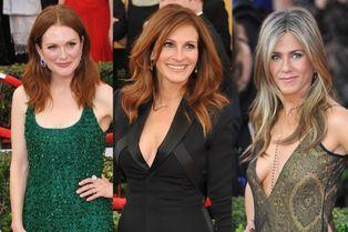 Julianne Moore, Julia Roberts et Jennifer Aniston s'imposent