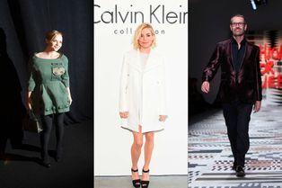 Sienna Miller, Kanye West et Sofia Coppola superstars des défilés