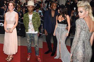 Cara Delevingne, Rita Ora, Kim Kardashian attirent l'attention