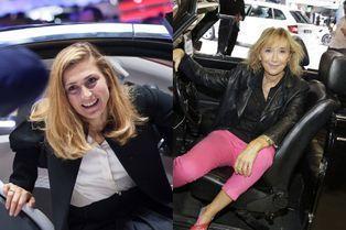 Le Salon de l'Auto 2014 attire les célébrités