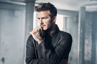David Beckham retrouve H&M pour sa nouvelle campagne