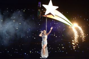 Katy Perry superstar du Super Bowl