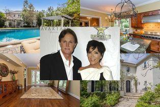 L'ancienne maison de Kris et Caitlyn Jenner en vente