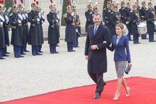Letizia et Felipe, une arrivée dans de tragiques circonstances