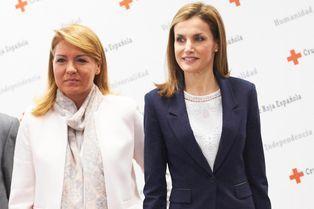 Letizia et Felipe ont repris le travail