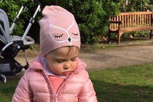 Leonore annonce le printemps sur Facebook