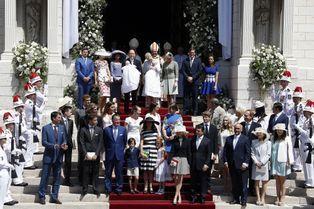 Les invités de la cérémonie en photos
