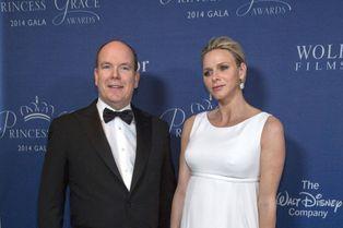 Charlène de Monaco, une soirée au royaume des stars