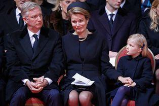 La tristesse de Mathilde et de ses enfants