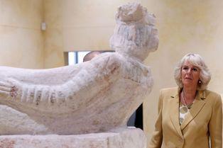 Camilla, à la découverte des Mayas