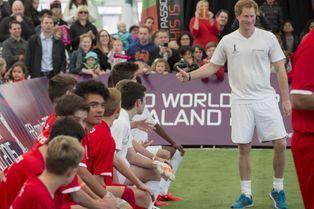 Avec Harry, la Nouvelle-Zélande c'est sportif!