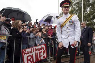 L'Australie retrouve son roux prince