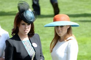 Eugenie rejoint Beatrice à Ascot