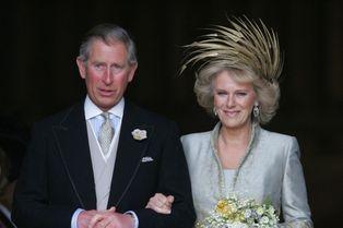 Il y a dix ans, le mariage de Charles et Camilla