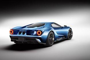 Ford GT : la supercar à l'américaine