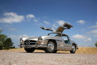 Mercedes 300 SL : légende étoilée