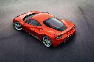 Nouvelle Ferrari 488 GTB : surpuissante