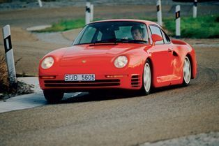 Porsche 959 : la supercar intello