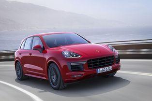 Porsche Cayenne GTS : SUV azimuté