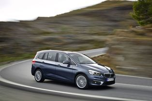 Série 2 Gran Tourer : la BMW des familles