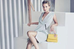 Jennifer Lawrence, égérie chic et naturelle