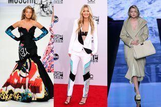 Gigi Hadid, le nouveau mannequin star