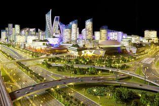 Découvrez le plus grand centre commercial au monde