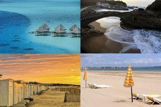 Votez pour la plus belle plage de France