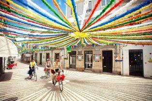 Escale au Portugal