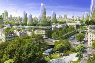 La capitale métamorphosée en 2050 ?