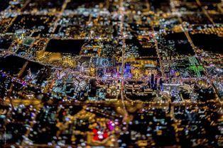 Las Vegas comme vous ne l'avez jamais vu