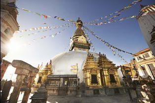Le Népal, l'âme du monde