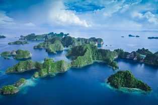 Les îlots secrets de Raja Ampat