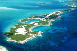 Une île privée à vendre pour 125 millions d'euros...