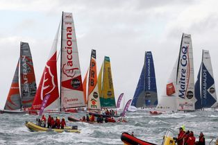 Vendée Globe. L'appel du large