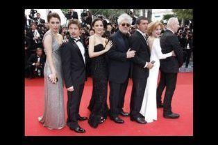 L'équipe du film de Pedro Almodovar