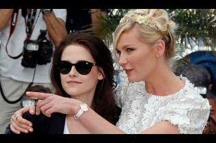 Kristen Stewart et Kirsten Dunst