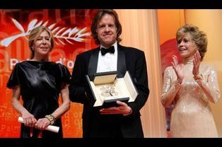 Les producteurs de Tree of Life, Palme d'Or